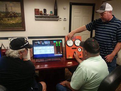 Group Watching Simulators